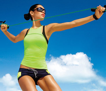 Resistance Band Workout | Healthy Mind And Body Workouts Naturally | Scoop.it