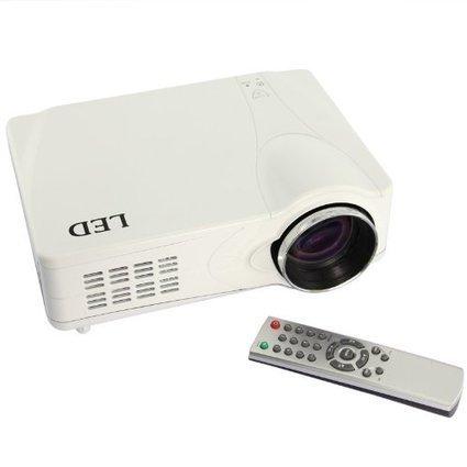&&&   HD Projektor LED beamer 2200 Lumens Support 3D MOIVE HDMI TV Tuner DHL SHIP   LCD Projektor Günstig   Scoop.it