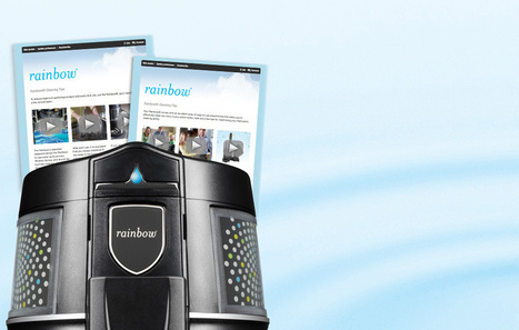 Rainbow® Cleaning System | Rainbow Vacuums | Scoop.it