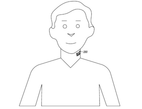 This Lie-Detecting Throat Tattoo Is Google's Creepiest Patent Yet   Prospection technologiques   Scoop.it