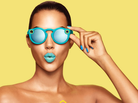 Snapchat rebrands as Snap, launches Spectacles video-recording glasses; here's everything you need to know | Business Video Directory | Scoop.it