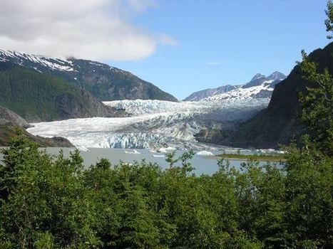 La grotte de glace Mendenhall en Alaska- MétéoCity | Info-Tourisme | Scoop.it