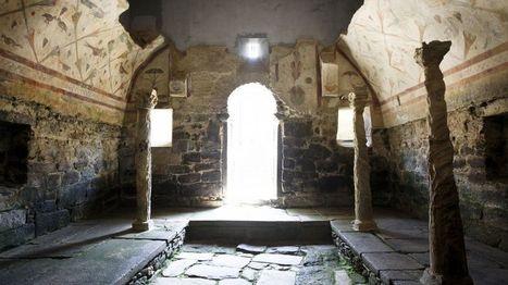 Lugo: Una tesis sostiene que Bóveda fue un templo funerario en honor a Dioniso | Arqueología romana en Hispania | Scoop.it