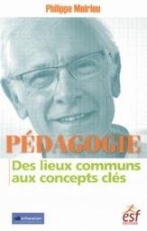 Pédagogie. Le nouveau livre de Philippe Meirieu. - Educavox | Professionnalisation des enseignants | Scoop.it