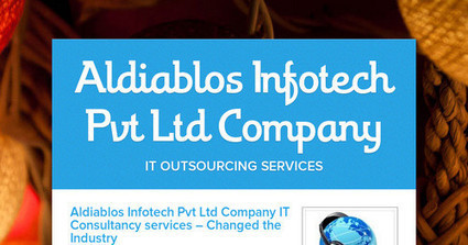 Aldiablos Infotech Pvt Ltd Company IT Consultancy services – Changed the Industry   bpo services   Scoop.it