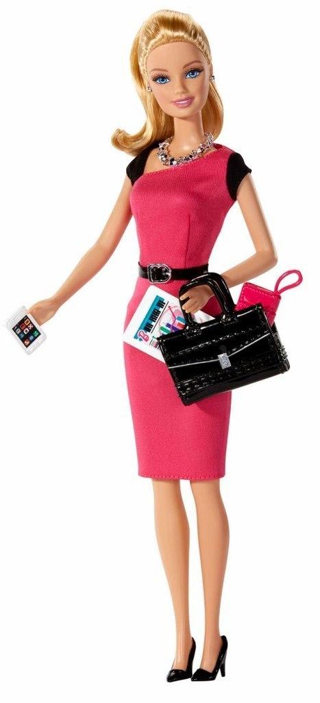 'Entrepreneur' Barbie Heads for Silicon Valley | Entrepreneurship, Innovation | Scoop.it