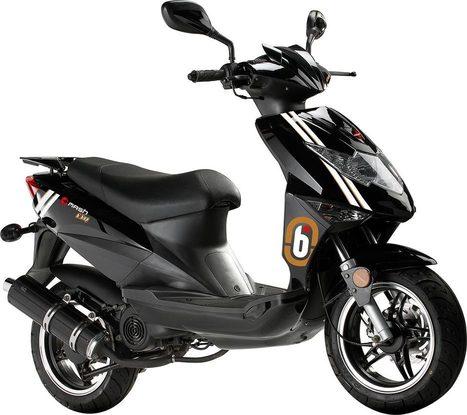 Mash Bibop : un scooter 50 2 temps typé Sport - Scooter System | essai | Scoop.it