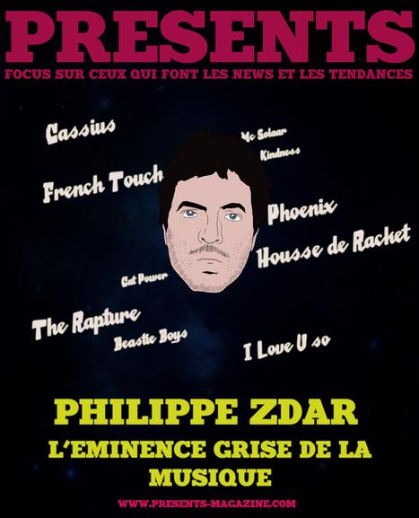 Presents Magazine - Philippe Zdar   Creative Art Moodbook   Scoop.it