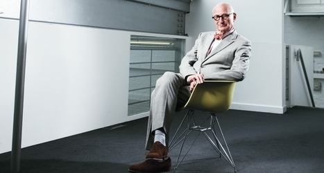 The Brand Called Wally Olins | Adweek | Brands & Culture | Scoop.it