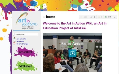 Art in Action: Arts Integration Wiki | Arts & Technology Integration Resources | Scoop.it