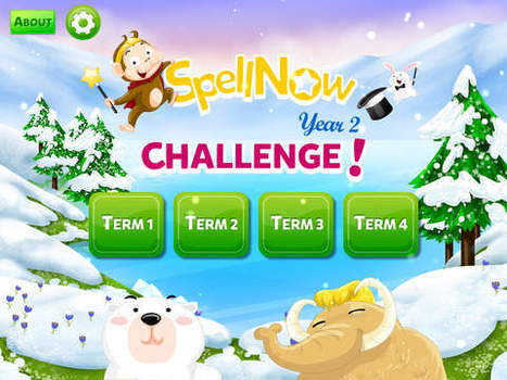SpellNow Year 2- A TOP PICK App that Teaches Phonics and Spelling Skills Aligned to Common Core Standards - Fun Educational Apps for Kids | Best Apps for Kids | Scoop.it