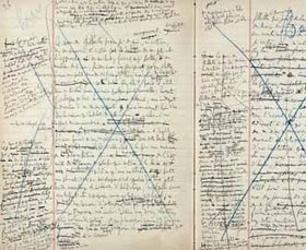 Evidence Lost: We're Not Likely to See Editing Like Proust's in the Future | Education Tech & Tools | Scoop.it
