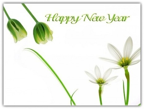 25 Sweet New Year Greetings | Life | Scoop.it