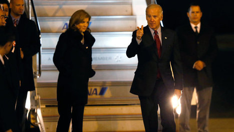 Biden Faces a Delicate Two-Step in Asia   Hashtag Politics   Scoop.it
