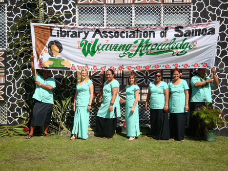Library Association of Samoa > Home | Libraries in Samoa | Scoop.it