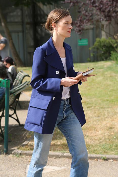 Shop the Look: Blue Paris Chic by Jo Ellison • Trendbubbles | TRENDBUBBLES | Scoop.it