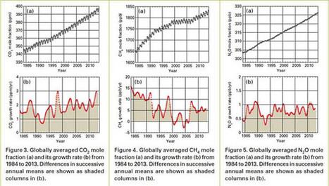 La progression du dioxyde de carbone s accélère | Développement durable et efficacité énergétique | Scoop.it