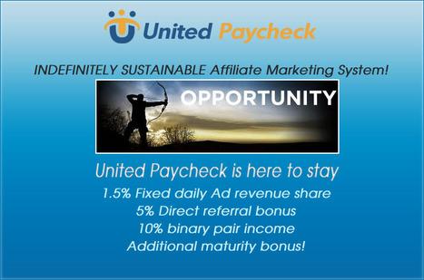 United Paycheck Back Office Payout update | UnitedPaycheck Updates | Scoop.it