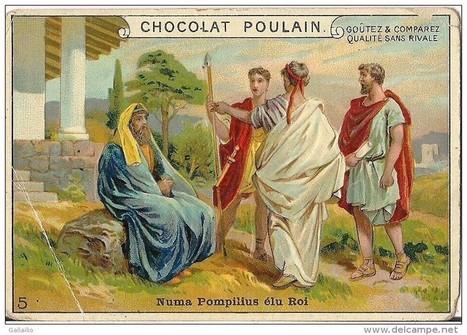 Chocolate Bar Roman History | LVDVS CHIRONIS 3.0 | Scoop.it