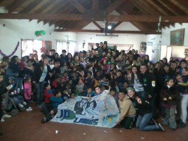 """Jornada recreativa por el Día del Niño en la UBP del Barrio """"La ... - Vida de Lanús   Clip de Noticias Lanús   Scoop.it"""