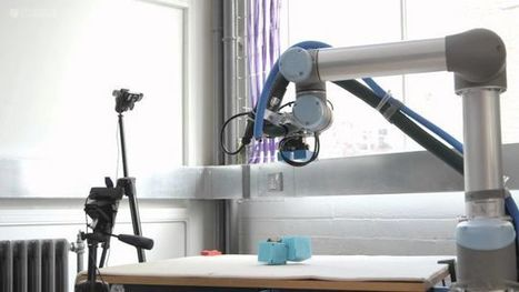 This Robot Builds Other Robots, Learns From Failures, Builds Better Robots | Communication design | Scoop.it