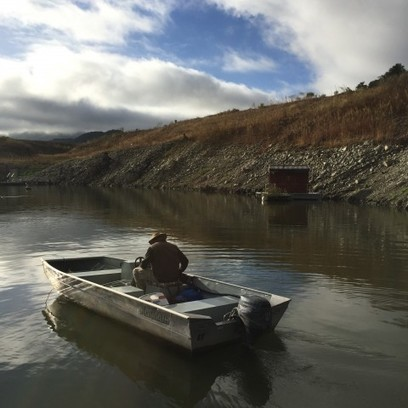 A giant reservoir that supplies a California county's drinking water is nearly empty | Human Geography | Scoop.it