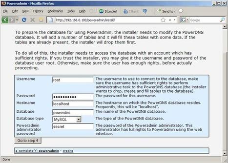 Installing PowerDNS (With MySQL Backend) And Poweradmin On Debian Etch   HowtoForge - Linux Howtos and Tutorials   Konfiguracja Serwerów - Opisy, konfiguracje, Tutoriale, Nowości w sprzęcie   Scoop.it
