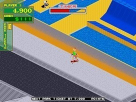 Modellazione Virtuale: game of the day 17 720 degrees   Game of the day (retrogame)   Scoop.it