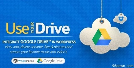 Use-your-Drive v1.0.2 Google Drive plugin for WordPress | Download Free WordPress Theme, WordPress Plugin and Full Scripts. | WordPress Theme | Scoop.it