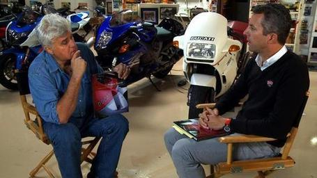 Jay's Book Club: Museo Ducati | Video | Jay Lenos Garage | NBC | Ductalk | Scoop.it
