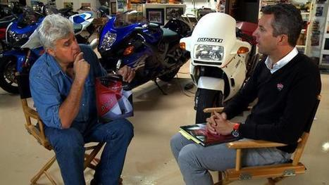 Jay's Book Club: Museo Ducati | Video | Jay Lenos Garage | NBC | Ductalk Ducati News | Scoop.it