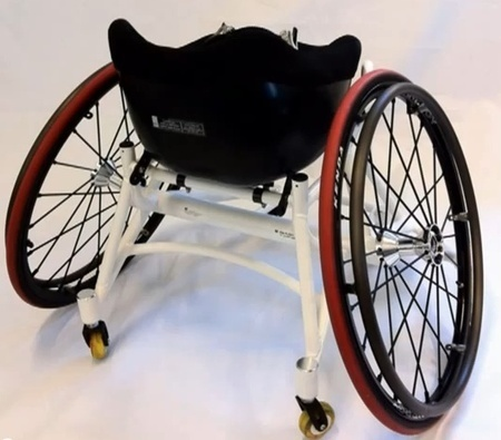 3ders.org - World first 3D printed sports wheelchair seat used by Paralympics games | 3D Printing news | Big and Open Data, FabLab, Internet of things | Scoop.it