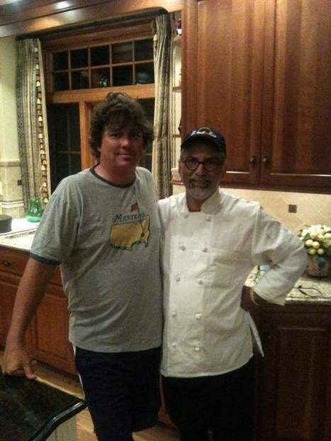 Gary Piazza had catering job of career with Jason Dufner - Rochester Democrat and Chronicle | cooking | Scoop.it