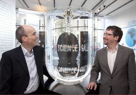 Google gift of €1 million to develop Global Science Gallery Network | Visual Communication for Scientists | Scoop.it