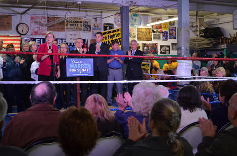 photo: Incredible rally tonight at Art Ramalho's gym in Lowell with @ntsongas & @thinkmurphy! | Massachusetts Senate Race 2012 | Scoop.it