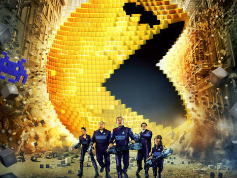 'Pixels' Movie Review: A Nonsense Film | Bollywood Movies News | Scoop.it