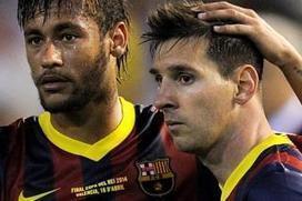 Neymar and Messi: goals galore in contrasting styles - Sydney Morning Herald | Iberasports | Scoop.it
