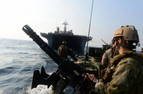 CNA: + FALSAS BANDERAS - The Saker: Israel quiso destruir las dos lanchas de EEUU y culpar a Irán | La R-Evolución de ARMAK | Scoop.it