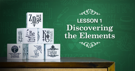 Educational Lesson Plans Now Available for Elements 4D | DAQRI Education | Scoop.it
