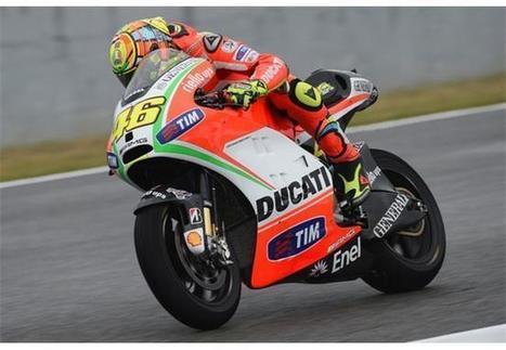 Αισιόδοξος για το μέλλον ο Rossi | MotoGP World | Scoop.it