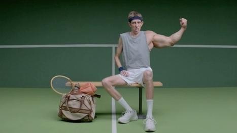 ¡El tenis os hará libres! | Blog de publicidad y creatividad | Publicitat | Scoop.it