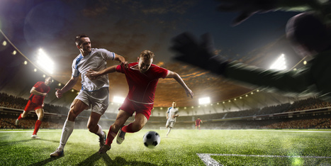 EM 2016 Fussball Europa Meisterschaft | Mennetic Design | Scoop.it