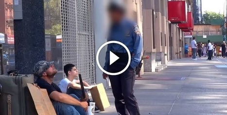 The Homeless Man VS Homeless Child! (Social Experiment)   Simple Capacity + Guest Posts   Scoop.it