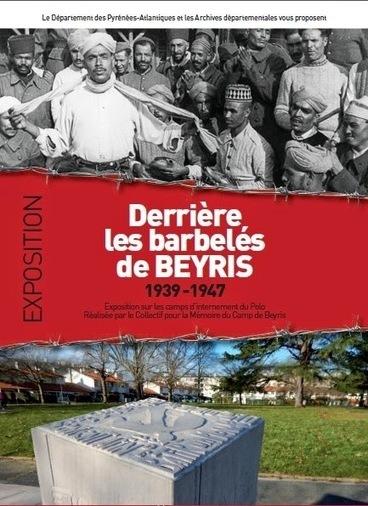 Retours vers les Basses-Pyrénées: Exposition sur les camps d'internement du Polo de Beyris, Bayonne 1939-1947. | CGMA Généalogie | Scoop.it