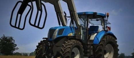New Holland T 7050 FL Mod | FS2013Mods | Farming Simulator 2013 Mods | Scoop.it