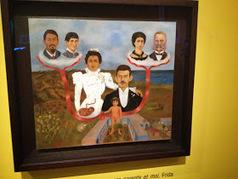 jeunes et généalogie: L'arbre peint de Frida Khalo | Ta famille ou la mienne ? | Scoop.it
