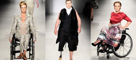 Des mannequins handicapés défilent à la Fashion Week de New York | Architecture Accessibilité+ Autonomie | Scoop.it