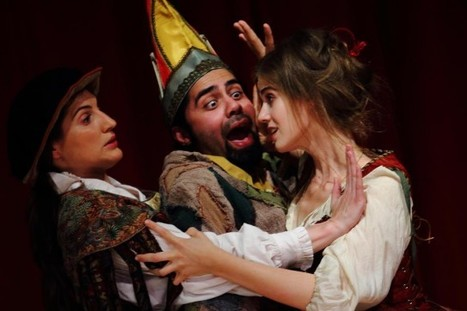 Twelfth Night or What You Will | Pygmalion- English Literature- Comedy | Scoop.it