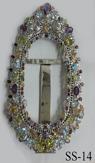 Sterling Silver Photo Frame   Indian shaily crafts   Scoop.it