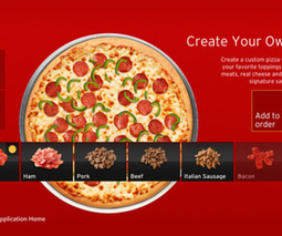 Pizza Hut delivery app for Xbox 360 and Kinect lets you gesture and yell for food | TDC News | Scoop.it